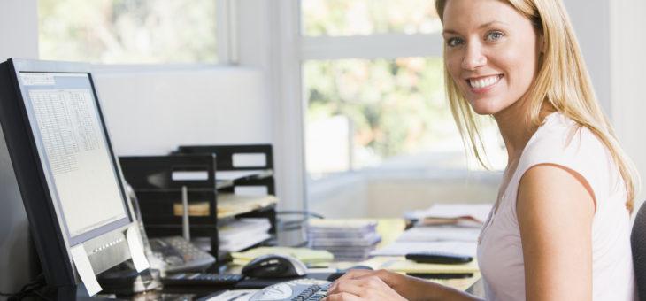 Sådan indretter du dit iværksætter hjemmekontor